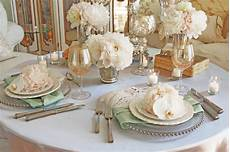 setting the perfect summer table and a tabletop