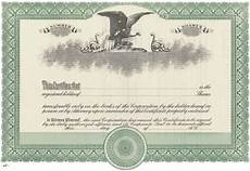 Stock Certificates Templates What Is A Stock Certificate Book Quora