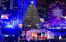 Rockefeller Tree Lighting Date 2015 What To Know About Rockefeller Center Christmas Tree