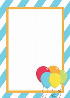 Design A Party Invitation Online Free Free Printable Birthday Invitation Templates Free Party