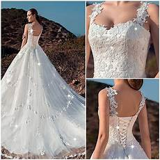 these corset back wedding dresses are just superb