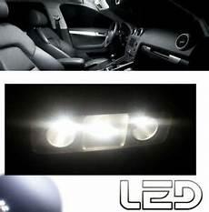 Fiesta St Led Interior Lights Ford Fiesta Mk6 Pack 3 Light Bulbs White Led Interior