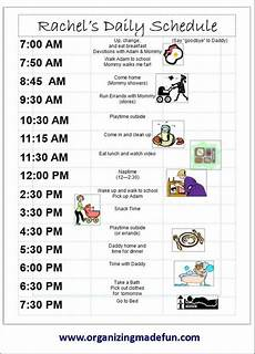 Printable Daily Schedule Kids Kids Chore Charts And Schedules Chores For Kids Kids