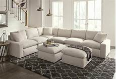 Modular Sofa Sectionals 3d Image by Warner 8pc Modular Sectional Living Room White Fabric