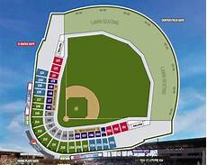 Talking Stick Stadium Seating Chart Salt River Fields At Talking Stick Seating Diagram