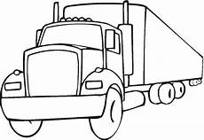Malvorlagen Lkw Print Educational Truck Coloring Pages