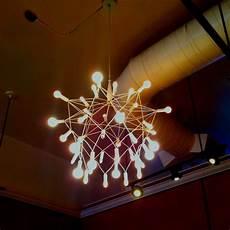 Funky Interior Lighting Funky Lighting Fixture At Starbucks Funky Lighting