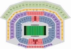 49ers Seating Chart San Francisco 49ers Tickets Preferred Seats