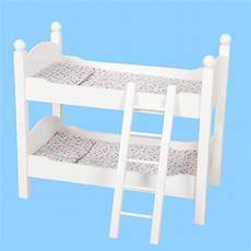 kenyield 18 quot doll furniture bunk bed toys