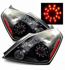 Nissan Led Lights 08 10 Nissan Altima 2dr Coupe Euro Style Led Lights