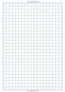 Squared Paper Free Printable Graph Paper 1cm For A4 Paper Subjectcoach