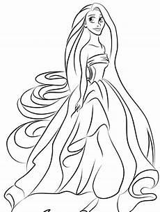 tangled rapunzel drawing at getdrawings free