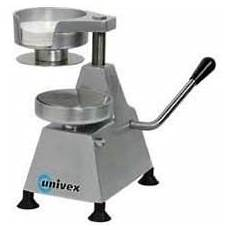 Univex Pattypress Burger Mold 5 Inch Manual Press