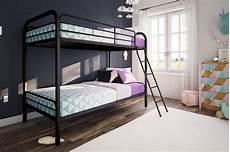dhp metal bunk bed frame colors