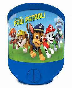 Paw Patrol Night Light Paw Patrol Lenticular Night Light