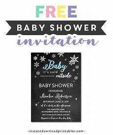Free Evite Templates Free Printable Editable Pdf Baby Shower Invitation Diy