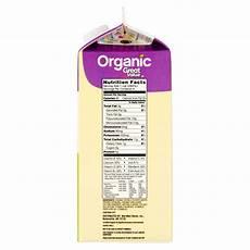 Soy Milk Light Nutritional Information Organic Soy Milk Vanilla Nutrition Facts Besto Blog