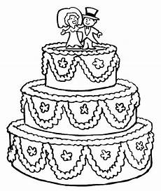 wedding cake line drawing at getdrawings com free for