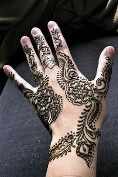 Pretty Henna Designs Craftionary