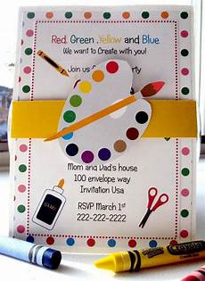 invitation ideas for party diy rainbow party decorating ideas for kids hative
