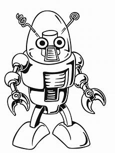 robot coloring pages free robots coloring pages 1