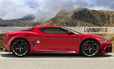 2022 alfa romeo 8c coupe rendered what we know news