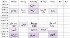 Week Calendar Weekly Calendar Fotolip Com Rich Image And Wallpaper