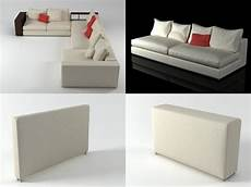 Ground Sofa 3d Image by 3d Groundpiece Sofa Cgtrader