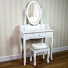 home discount nishano dressing table with stool 1 drawer