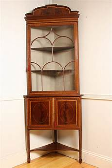 edwardian corner cabinet antiques atlas