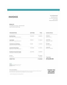 Film Invoice Template Free Videographer Invoice Template Free Invoice Creator