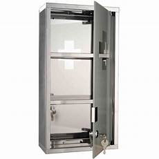 Homcom 4 Tier Stainless Steel Wall Mounted Medicine Cabinet by Homcom Stainless Steel Wall Mounted Medicine Cabinet With