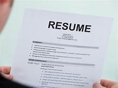 Resume For Job Interview Does Not A Resume During An Interview Affect A