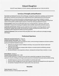 Resume Strengths What Is Your Greatest Strength Developer The Best