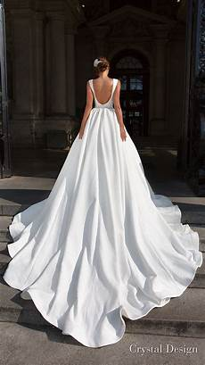 Love Wedding Dress Design Crystal Design 2018 Wedding Dresses Royal Garden