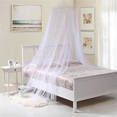 casablanca oasis hoop sheer bed canopy