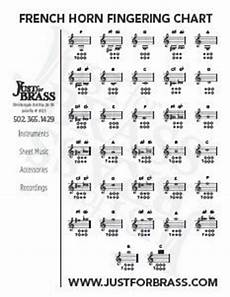 French Horn Chart Oboe Chart Music Instruments Ethnic And