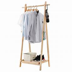 bamboo clothes rack bamboo clothes rack storables