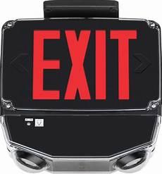 Location Exit Light Combo Wltc Emergency Light Combo Lithonia Lighting 174