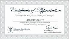 Certificate Of Apreciation Meet Surgeon Olumide Olawoye Dds Flemington Nj