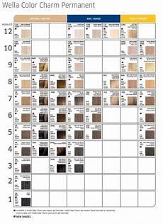 Wella Toner Chart Wella Toner Chart Amulette