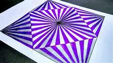 Geomtric Design Geometric Design 3d Trick Art Optical Illusion