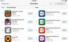 Microsoft Office Apps Microsoft Office Apps Top App Store Charts One Day After