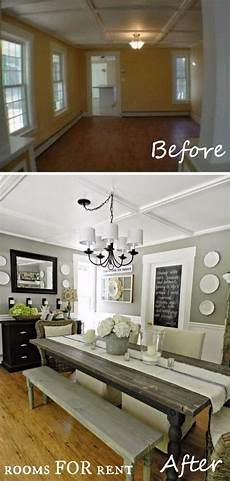 Room Makeover Easy And Budget Friendly Dining Room Makeover Ideas Hative