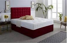 bedmaster maestro visco memory foam divan bed set best