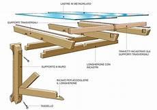 tettoia auto fai da te cool tettoia per legnaia lo48 pineglen