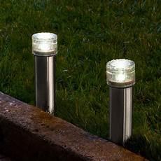 Concrete Bollard Lights Lights Com Solar Solar Landscape Warm White