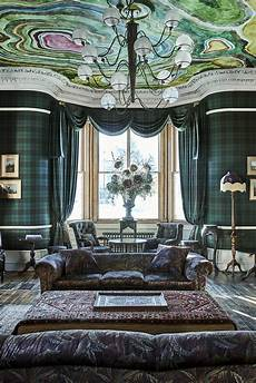 Bespoke Interior Design Rosenthal Hauser Amp Wirth S Newest Venture Is A Scottish Hotel Of