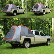 2 outdoor cing up truck bed tent suv