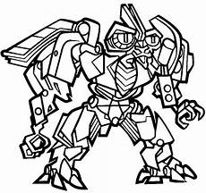 Supercoloring Robot Dinobots Coloring Pages At Getcolorings Free